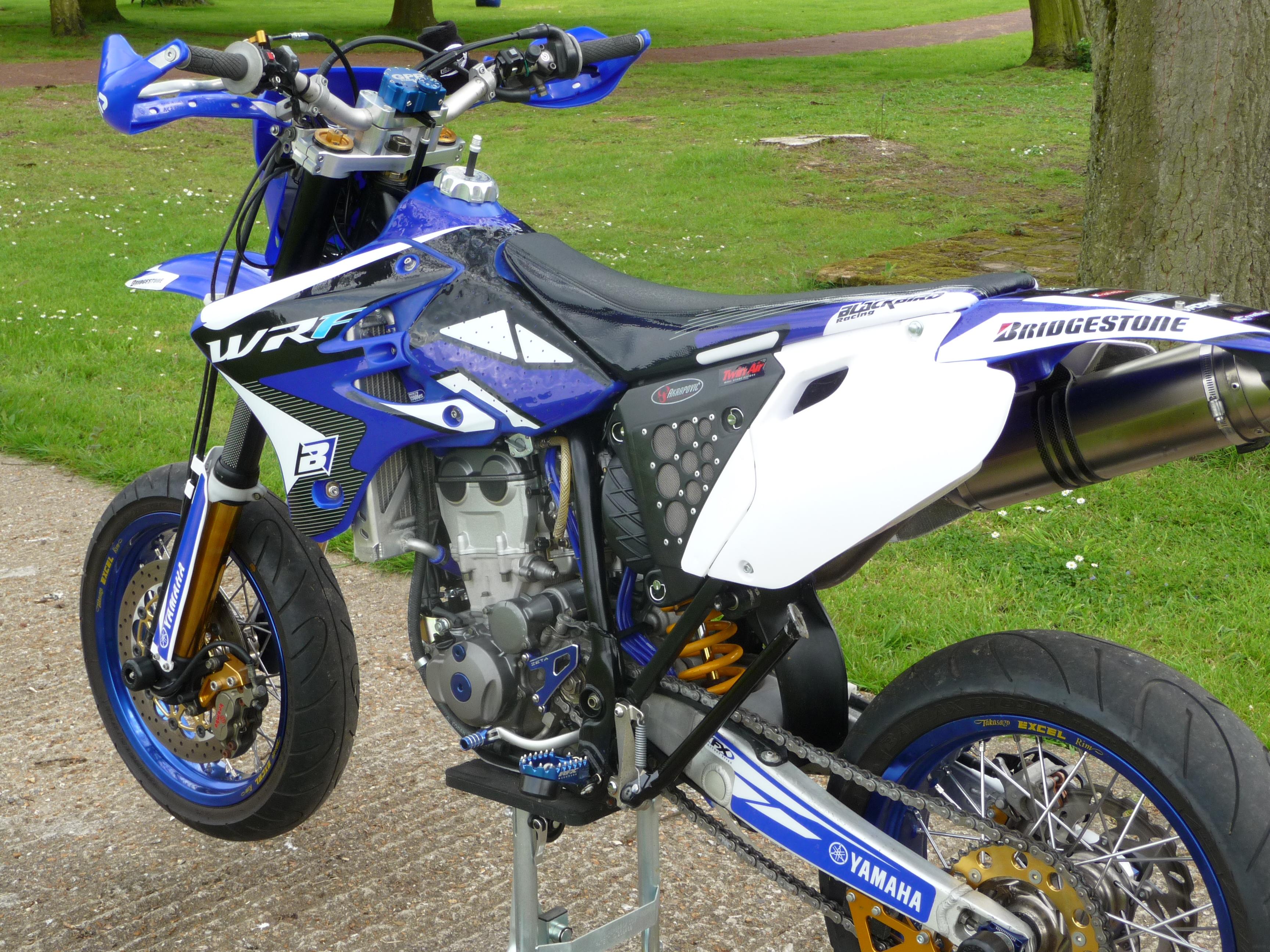 Yamaha Wrf For Sale